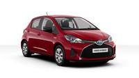 Toyota Yaris Hybrid Active a Yaris Hybrid Sport přichází - anotační obrázek