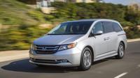 Honda Odyssey Special Edition (2016) - Americké MPV má v kufru i vysavač - anotační foto