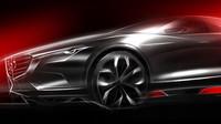 Koncept Mazda Koeru se představí již na autosalonu ve Frankfurtu.