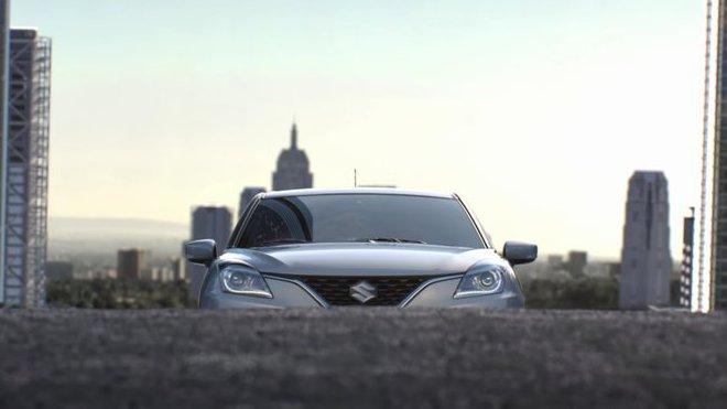 Suzuki Baleno se světu představí již 15. září tohoto roku.