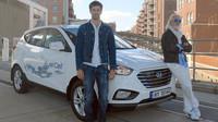 Hyundai ix35 Fuel Cell po dosažení světového rekordu