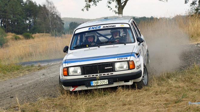 Enge, Břetislav - Engová, Lucie / Rally Pačejov (CZE)