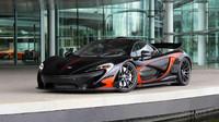 McLaren P1 ve speciálním provedení oddělení MSO.