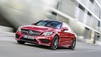 Mercedes-Benz C Coupe se představí již za několik dní ve Frankfurtu.
