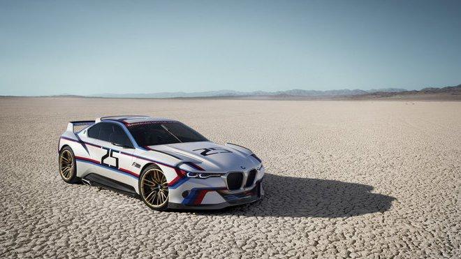 BMW 3.0 CSL Hommage Concept R