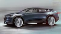 Audi bude ve Frankfurtu šokovat elektrickou Q6!