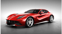 Ferrari F12 Berlinetta Singapore 50th Anniversary Edition