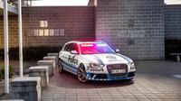 Audi RS4 ve službách australské policie