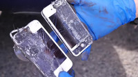 Jak dopadly iPhony v roli brzdových destiček?