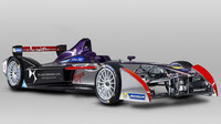 Formule E: DS Virgin Racing představil své zbarvení pro druhou sezonu - anotační foto