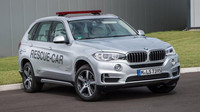 BMW X5 xDrive40e Rescue Car
