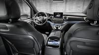Interiér Mercedesu-Benz V-Class