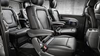 Mercedes-Benz V-Class poskytuje místo až pro 6 cestujících