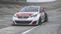 Nejbrutálnější Peugeot 308 je venku, síla 1,6 THP trhá asfalt - anotační foto