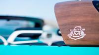 Citroën opět nastiňuje podobu Cactusu M - anotační foto