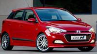 Hyundai i20 N Sport má zatím přeladěnou čtrnáctistovku o výkonu 115 koní a točivém momentu 160 Nm.