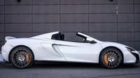 McLaren 650S v nové edici inspirované slavným německým okruhem