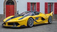 Ferrari FXX K jako dárek pro manželku více prezidenta Googlu