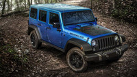 Jeep Wrangler Black Bear Edition