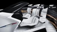 Peugeot Fractal a jeho futuristický interiér.