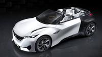 Peugeot Fractal se představí na živo již 15. září!