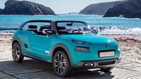 """Citroën Cactus M se oproti sériovému Cactusu tváří mnohem """"svalnatěji""""."""