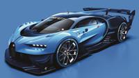 Koncept Bugatti Gran Turismo Vision