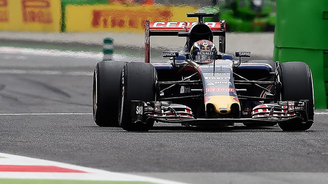 Max Verstappen, GP Itálie (Monza)