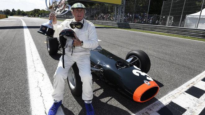 Jackie Stewart je jednou z nejvýraznějších postav F1