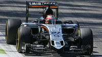 Force India musela odepsat ze svého inventáře jeden volant