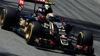 Pastor Maldonado, GP Itálie (Monza)