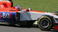 Will Stevens, GP Itálie (Monza)