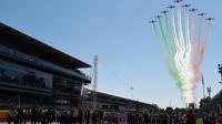 Prezentace před závodem, GP Itálie (Monza)
