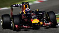 Daniel Ricciardo v Itálii