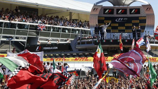 Zástupci Monzy u Ecclestonea neuspěli, budou mít druhý pokus - anotační foto