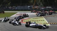 Start, GP Itálie (Monza)
