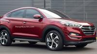 Hyundai Tucson Coupe
