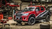 Toyota Hilux s výkonem 455 koní