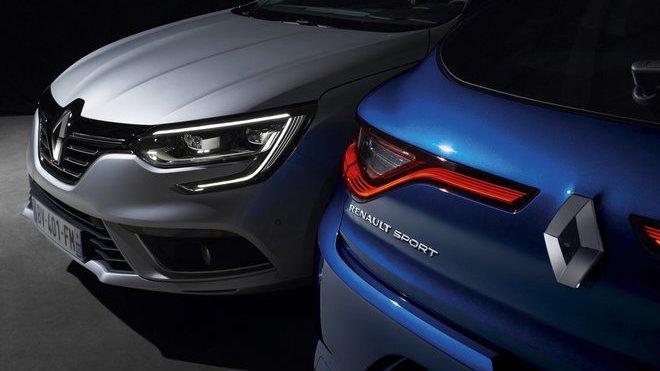 Na živo nám Renault nový Mégane ukáže už příští týden ve Frankfurtu.