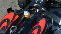 Fernando Alonso, GP Itálie (Monza)