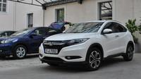Nové modely Honda HR-V a Jazz získaly v nárazových testech Euro NCAP 5 hvězdiček - anotační obrázek