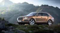 Bentley Bentayga dostane již brzy naftový motor.