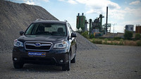 Subaru Forester 2.0D Lineartronic