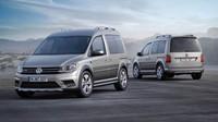 Volkswagen Caddy v nové verzi Alltrack
