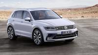 Nový Volkswagen Tiguan byl odhalen ještě před zahájením frankfurtského autosalonu