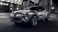 Foto: Toyota C-HR již podruhé, a přesto poprvé - anotační obrázek