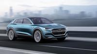 Audi Q6 se na trhu objeví již v roce 2018