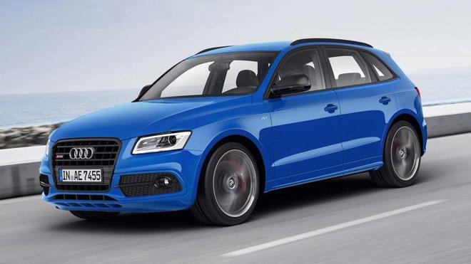 Audi SQ5 TDI Plus (2015)