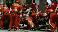 Kimi Räikkönen, GP Singapuru (Singapur)