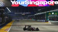 Sergio Pérez, GP Singapuru (Singapur)